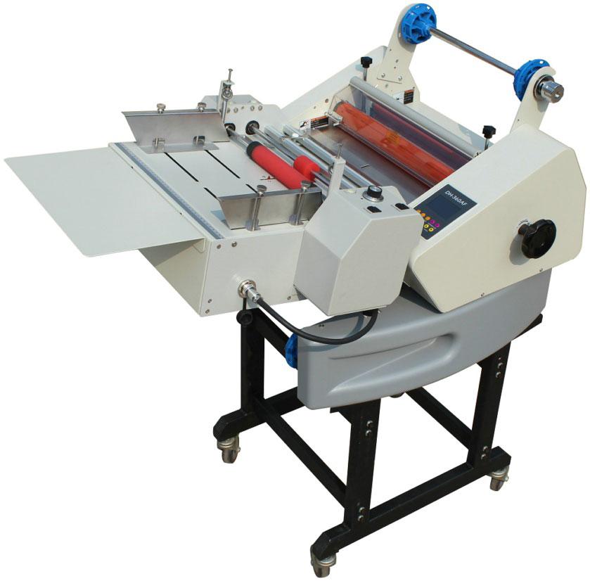 Auto-feed roll laminator